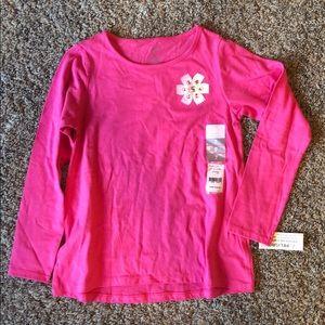 Carters • Pink Long Sleeve